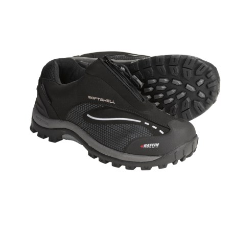 Baffin Zip Soft Shell Trail Shoes - Waterproof, Slip-Ons (For Women)