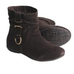 Bastien Britanie Boots - Suede (For Women)