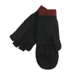 Jacob Ash EcoRaggs® Pop-Top Mittens (For Women)