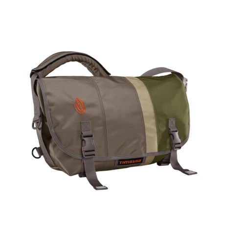 Timbuk2 D-Lux Messenger Bag - Race Stripe, Small