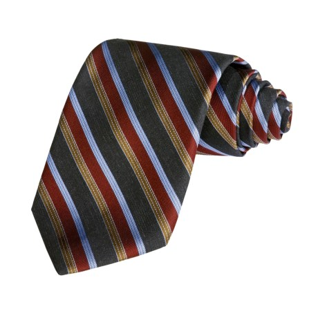 Altea Track Stripe Tie (For Men)