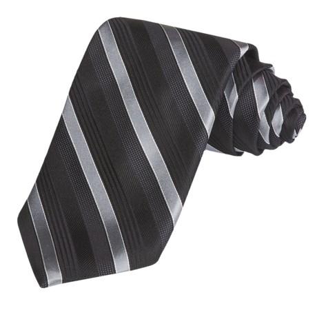Altea Medium Stripe Tie - Silk (For Men)