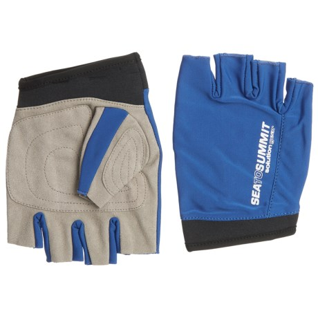 Sea To Summit Solution Eclipse Paddle Gloves - UPF 50+ (For Men and Women)
