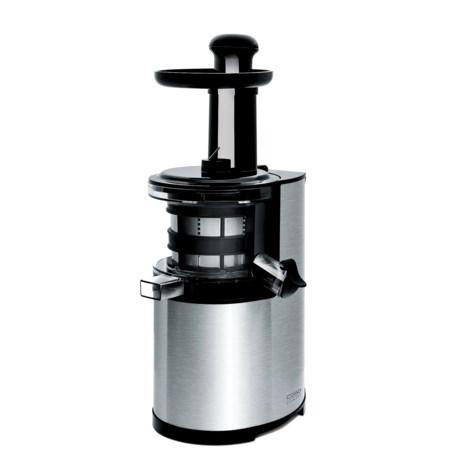 CASO SJ 200 Slow Juicer - Stainless Steel, 200-Watt
