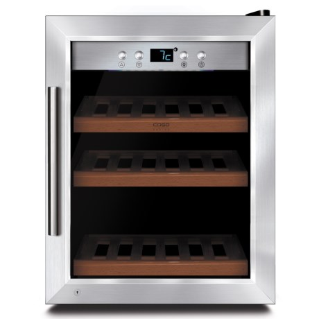 CASO 12-Bottle Refrigerated Wine Safe