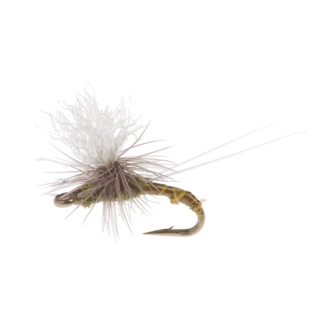 Black's Flies GT Adult BWO Dry Fly - Dozen