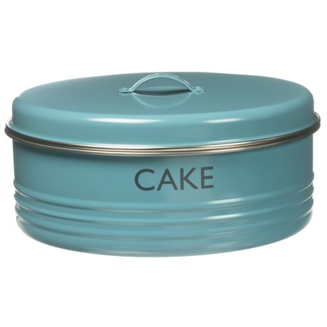 Typhoon Vintage Kitchen Cake Tin - 10x4-1/2""