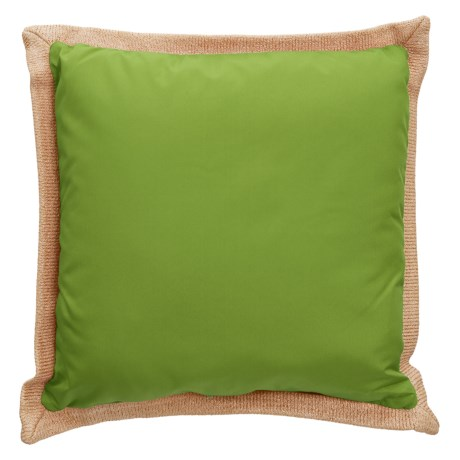 Levinsohn Solid Outdoor Decor Pillow - 18x18""