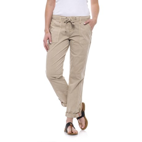 JAG Juliet Roll-Up Pants (For Women)