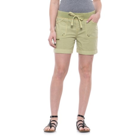 JAG Diana Roll-Up Shorts (For Women)
