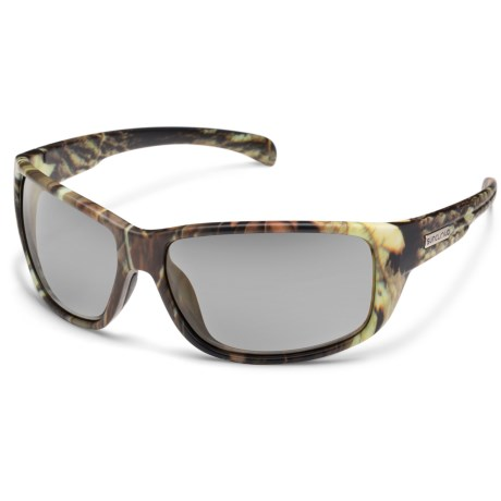 Suncloud SunCloud Milestone Sunglasses - Polarized