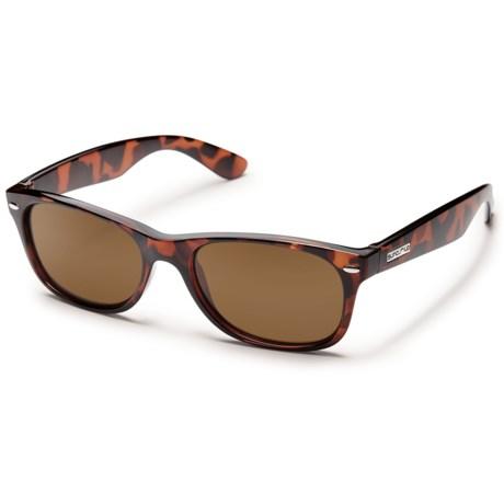 Suncloud Jasmine Sunglasses - Polarized (For Women)
