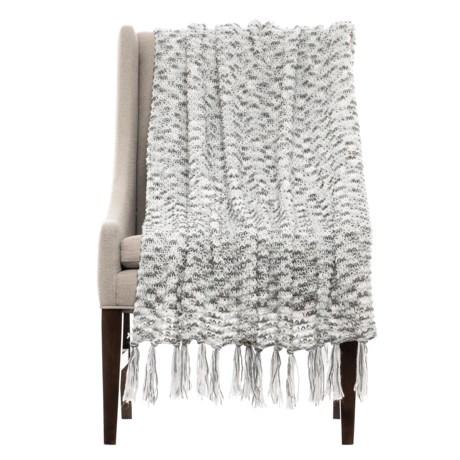 """THRO Ashley Oyster Blanket - 50x60"""""""