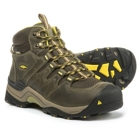 Keen Gypsum II Mid Hiking Boots - Waterproof, Leather (For Men)