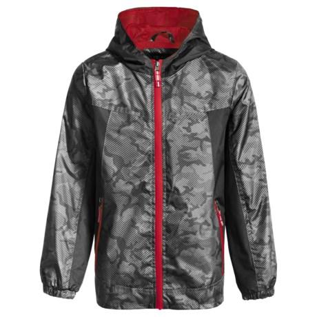 iXtreme Camo Windbreaker Jacket - (For Big Boys)