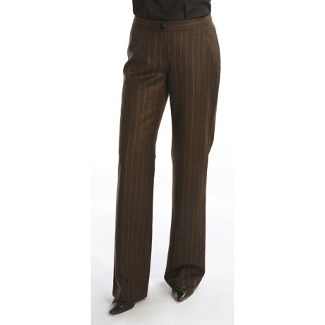 Audrey Talbott Hathaway Pants - Wool-Cashmere (For Women)