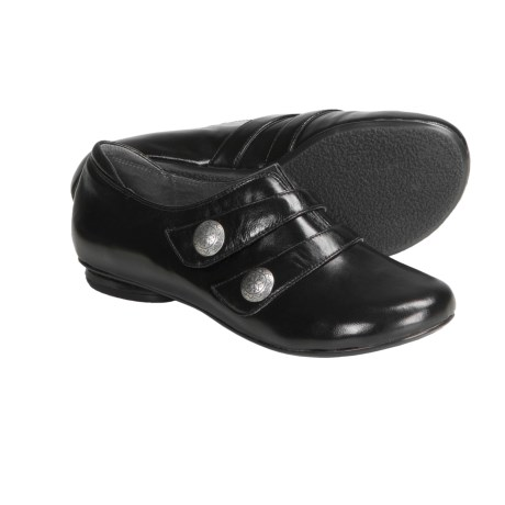 Portlandia Portland Flats - Leather (For Women)