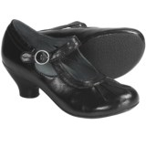 Portlandia Cannon Mary Jane Pumps - Leather (For Women)