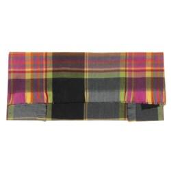 Johnstons of Elgin Merino Wool Scarf - Square (For Women)