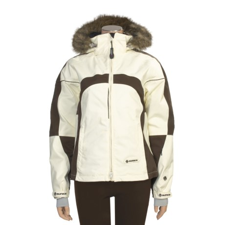 Sunice Ava Jacket - Insulated, Faux Fur (For Women)