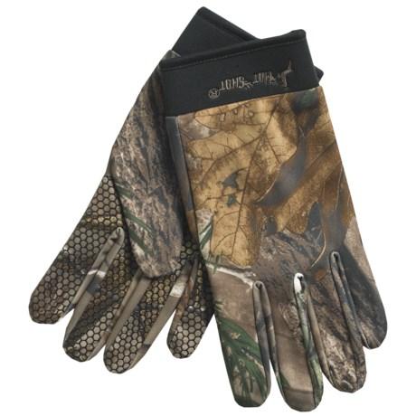Jacob Ash Hot Shot XSP Shooters Gloves - Lightweight (For Men)