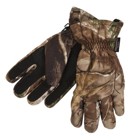 Jacob Ash Hot Shot Defender Hunting Gloves - Waterproof, 40g Thinsulate® (For Men)