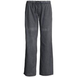 Ojai Crackle Pants - Lightweight (For Women)