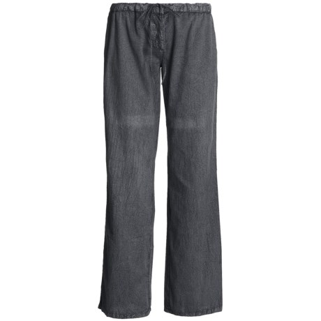 Ojai Crackle Pants - Lightweight (For Women)