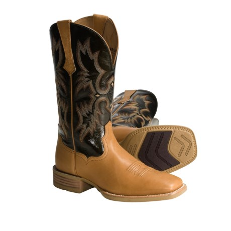 good boot ,wear with casual dress - Review of Ariat Tombstone ...