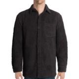 True Grit Montana Cozy Shirt - Faux Shearling, Long Sleeve (For Men)