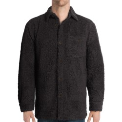 True Grit Montana Cozy Shirt - Faux Shearling, Long Sleeve (For Men)
