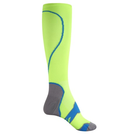 Saucony Elite Compression Socks - Over the Calf (For Men and Women)