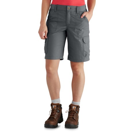 Carhartt Force Extremes® Shorts - Factory Seconds (For Women)