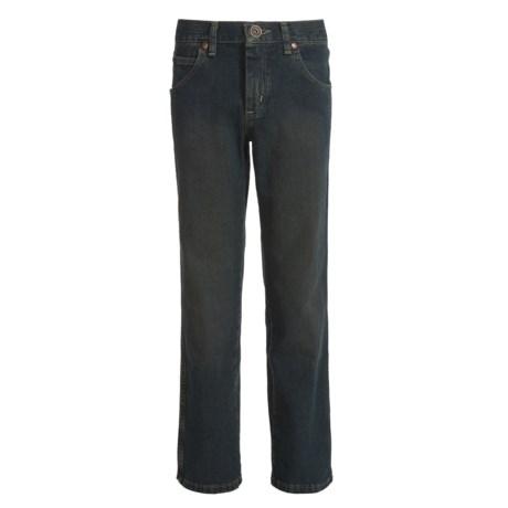 Wrangler Retro Straight Jeans - Straight Leg (For Big Boys)