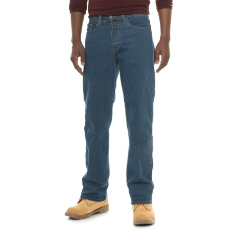 Stanley Classic Stretch Work Jeans - 5-Pocket (For Men)