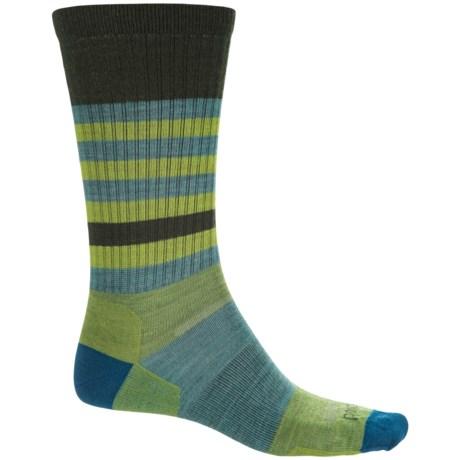 Point6 Neptune Socks - Merino Wool, Crew (For Men and Women)