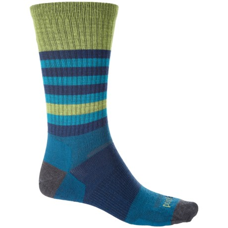 Point6 Neptune Socks - Merino Wool, Crew (For Men and Women)