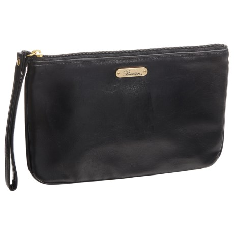 Buxton The Power Wristlet Purse - Vegan Leather (For Women)