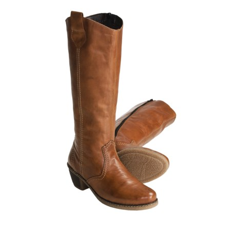 Rieker of Germany Shakira Boots - Leather, Pull Tab (For Women)
