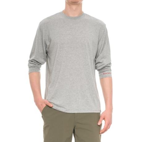 Simms Bugstopper Insect Shield® Tech T-Shirt - UPF 20+, Long Sleeve (For Men)