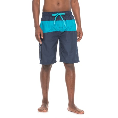Kanu Surf Legacy Swim Trunks - UPF 50+, Built-In Briefs (For Men)