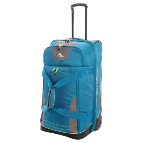 High Sierra Glencoe Rolling Duffel Bag - 30""