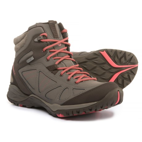 Merrell Siren Q2 Mid Hiking Boots - Waterproof, Nubuck (For Women)