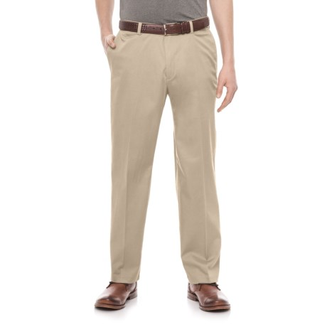 Specially made American Chino Cotton-Rich Pants (For Men)