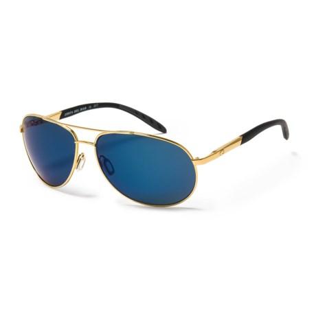 Costa Wingman Sunglasses - Polarized 580P Mirror Lenses