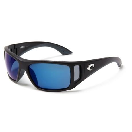 Costa Bomba Sunglasses - Polarized 580P Mirror Lenses
