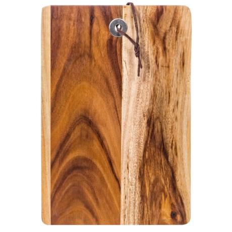 "Home Essentials & Beyond Home Essentials Acacia Rectangle Cutting Board - 12"""