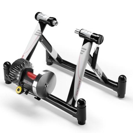 Elite RealPower CT Ritmo Bike Trainer - Internet Racing and GPS Enabled