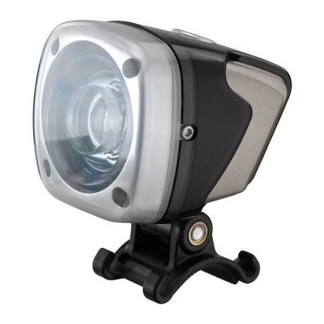 Topeak WhiteLite HP Mega 10W Cycling Headlight with Mounts - 900 Lumens