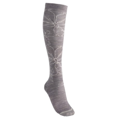Icebreaker City Ultralite Socks - Merino Wool, Over-the-Calf (For Women)